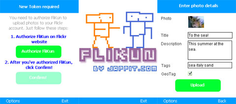 Flikun Screenshots